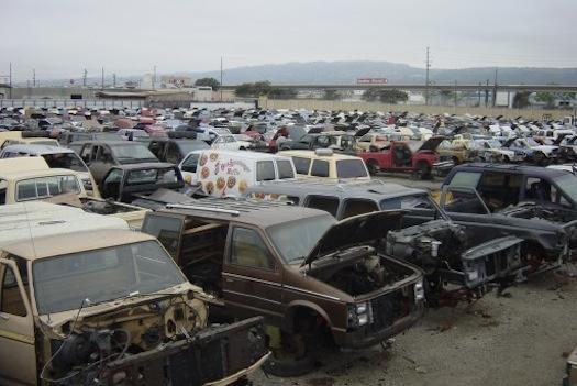 Parcuri auto