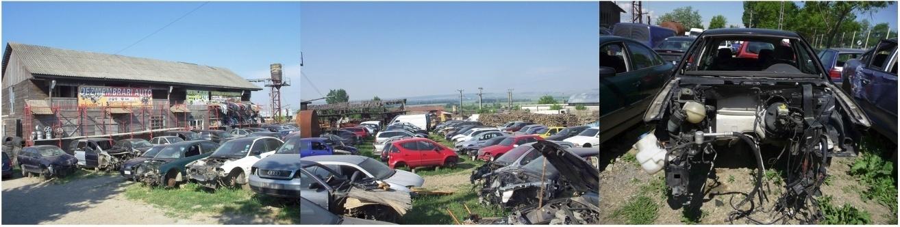 piese auto dezmembrari pascani roman iasi